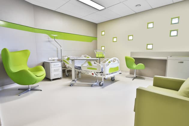 Maternity Hospital – GAGUA CLINIC
