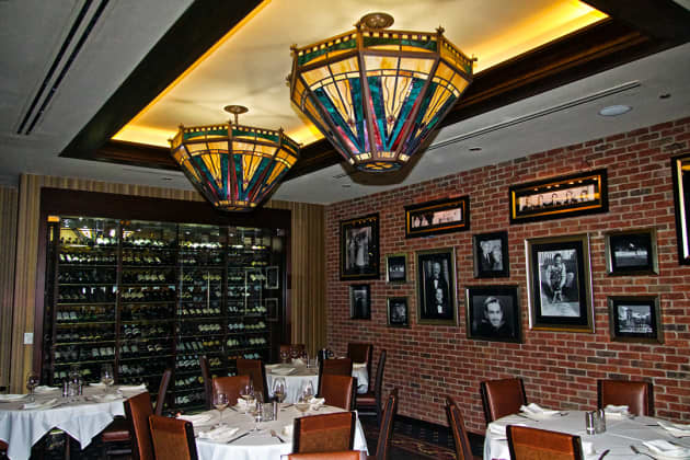 Vic & Anthony's Steakhouse Dining Room