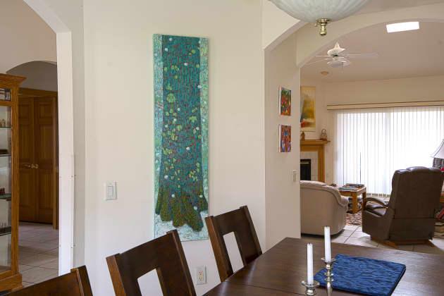 M's Winter Dining Room