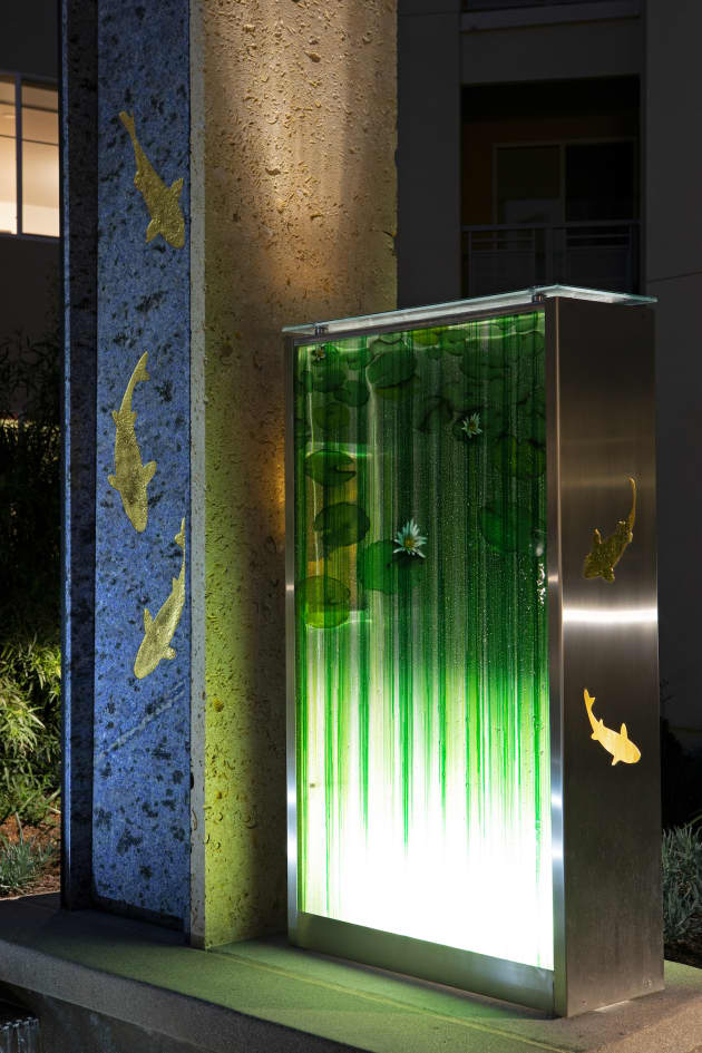 Elements Wintersburg/Furuta Fish Pond