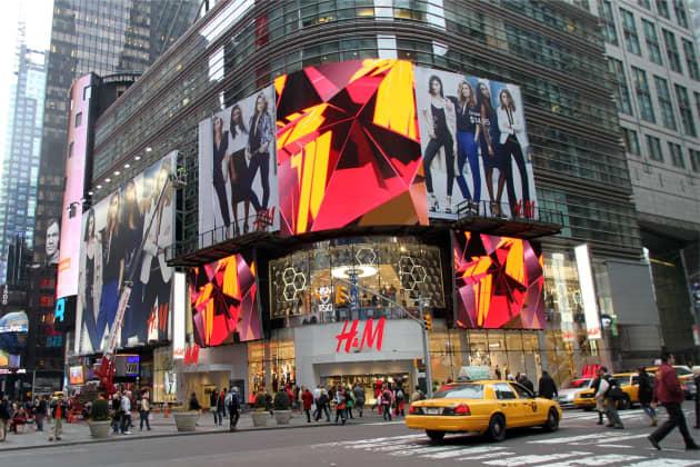 H&M TIMES SQ.