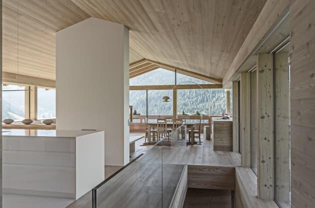 House in Dolomites