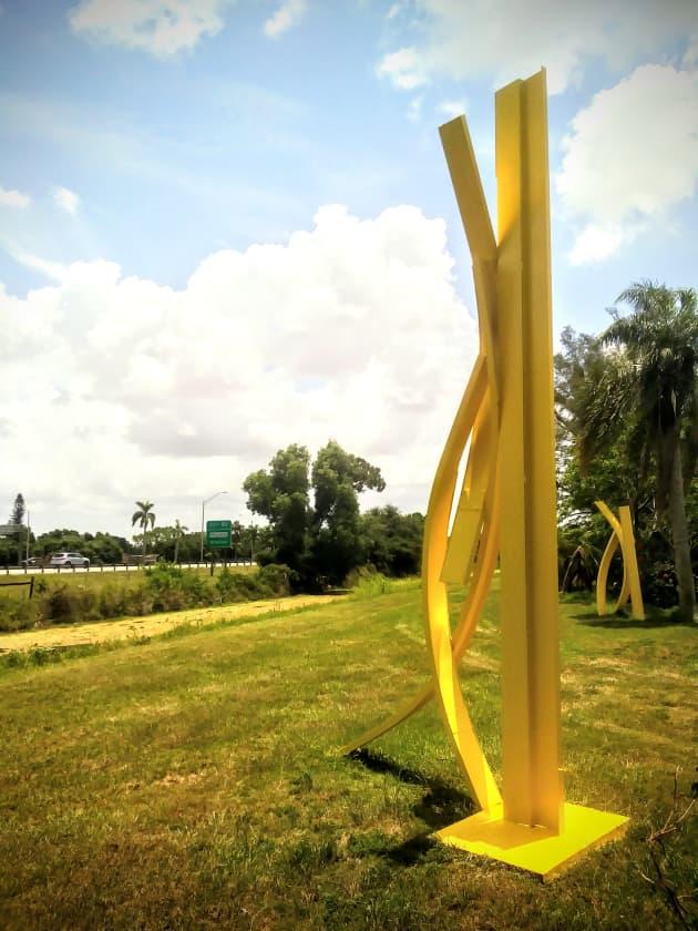 Yellow I-beam Series