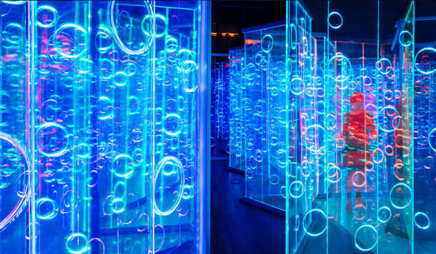 yuzhou light maze