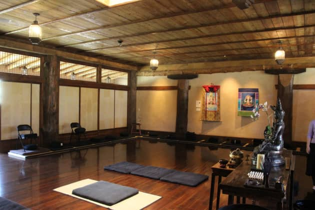 A Space for Meditation