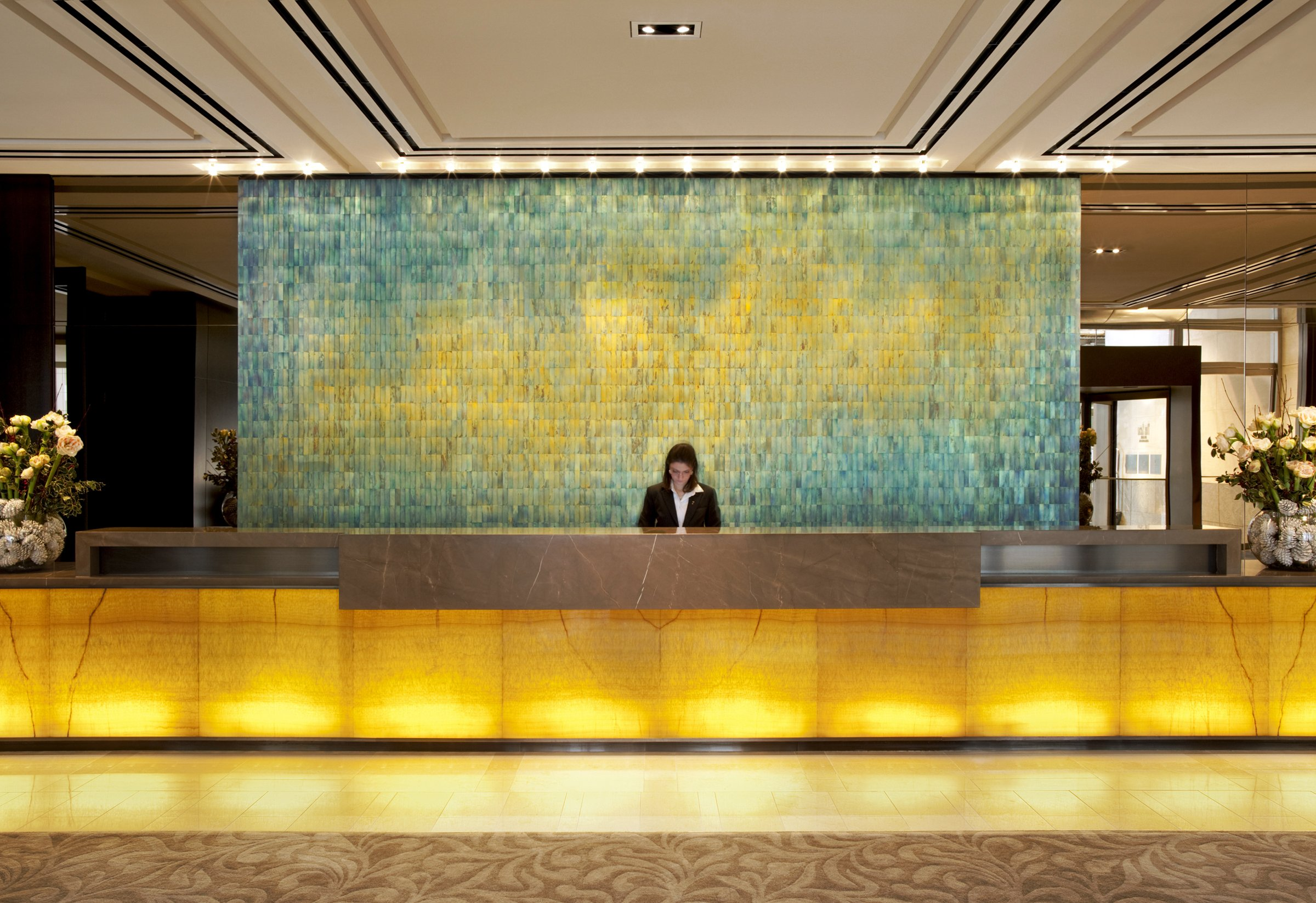 Project: The Setai Fifth Avenue Lobby - CODAworx