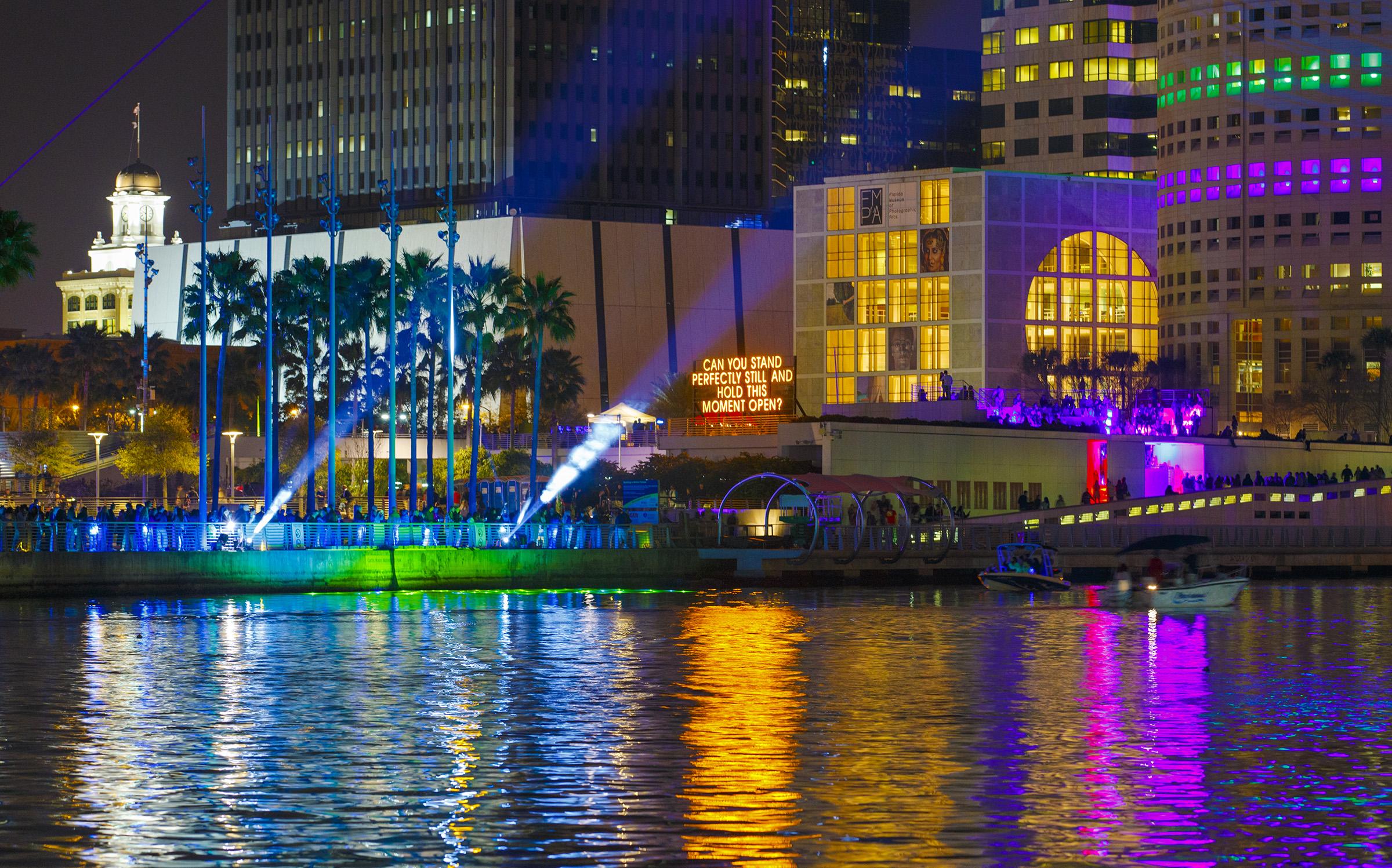 Lights On Tampa - CODAworx