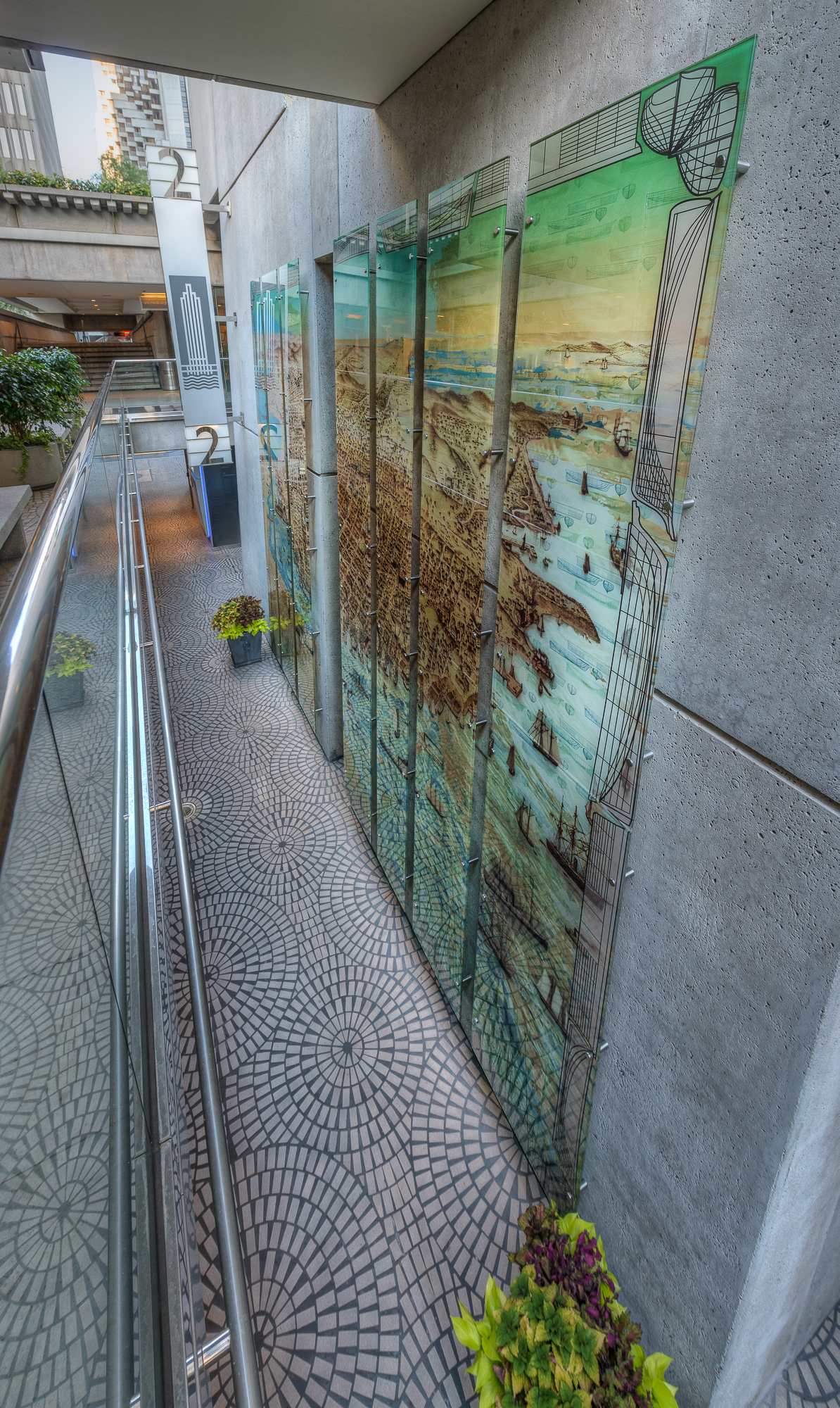 San Francisco's Evolving Water Front - CODAworx