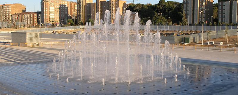 3D Fountain - CODAworx