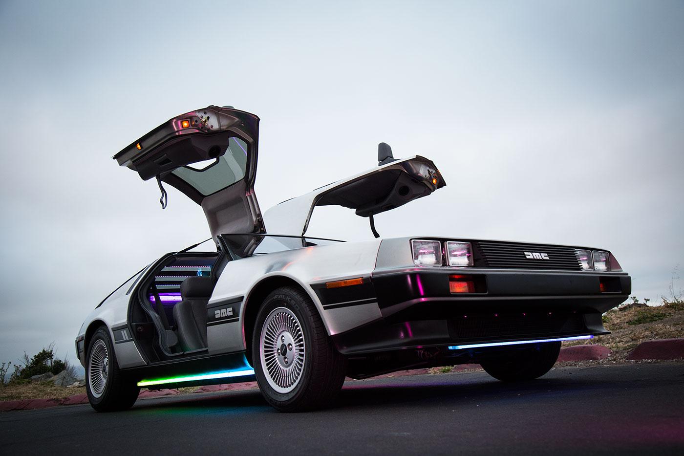 Gumball 3000 & The DMC DeLorean - CODAworx