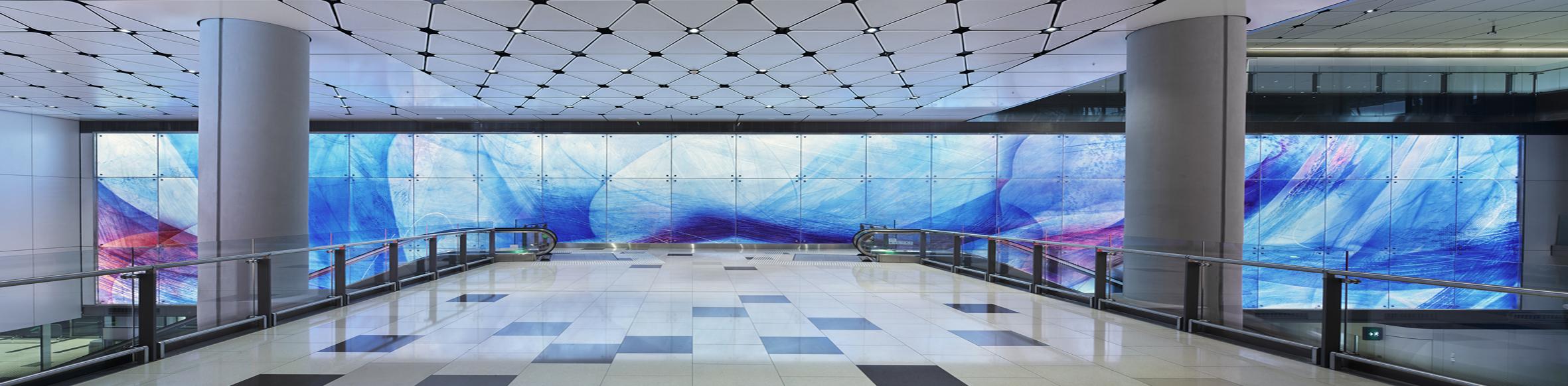 """""""Ocean is Sky"""" """"Spirit of Hong Kong"""""""