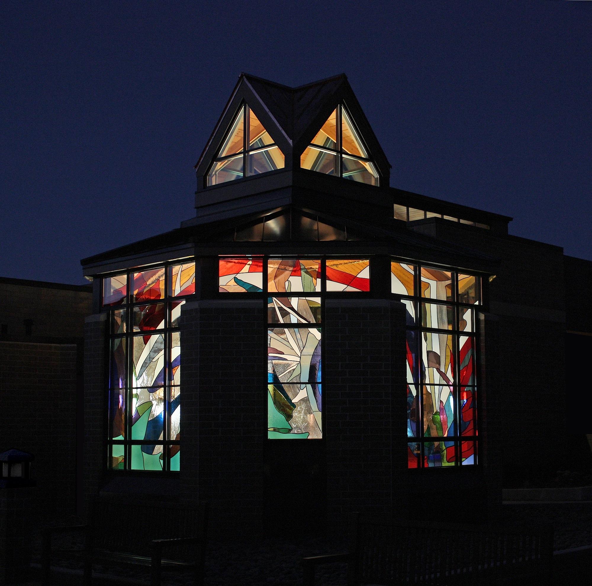 Octagonal Chapel