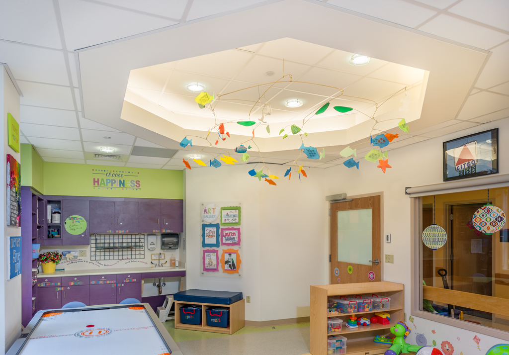 Project Playroom Children S Hospital Codaworx