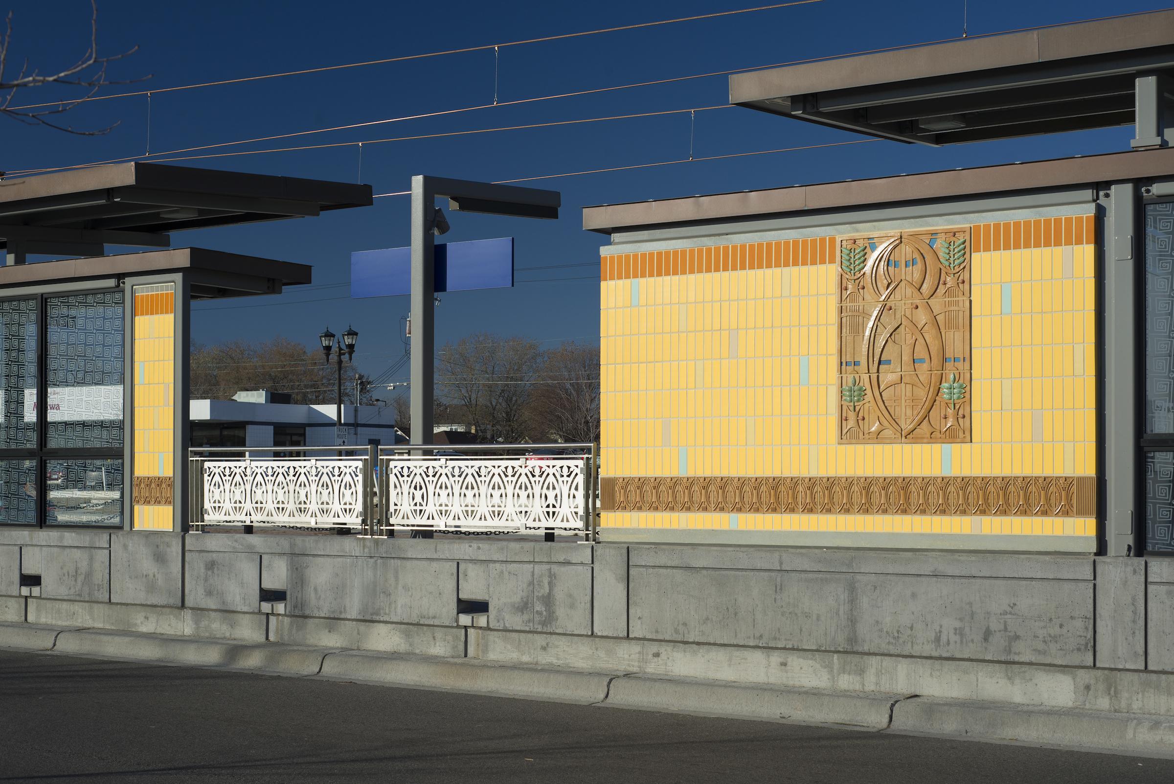 Hamline Prairie Station