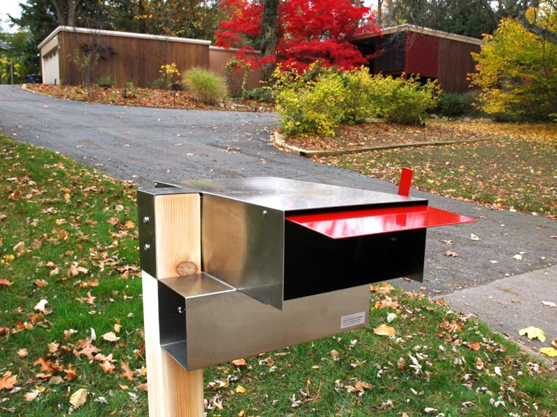Project Custom Modern Mailboxes CODAworx