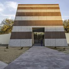 Passage, Pueblo Grande Museum