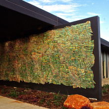 Karratha Health Campus Entry