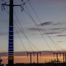 Energy at Ardmore Substation