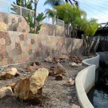 Brailsford: Stream of Conciousness/Body of Water - CIP, CIty of San Diego, CA
