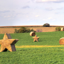 The Star Bales
