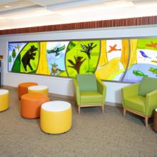 Luclie Packard Children's Hospital