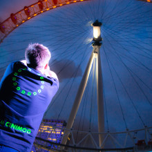 London Eye Mood Conductor