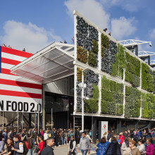 USA Pavilion EXPO Milano