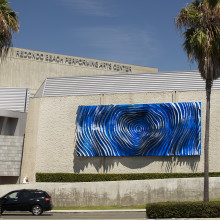 Redondo Beach Performing Arts Center | Waves
