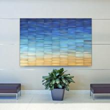 Hospital Lobby Wall Piece