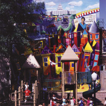 Westminster Playground Mural