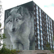 Wolf Capitol of the World