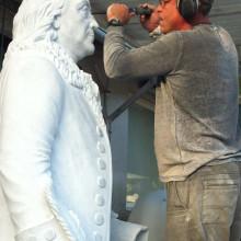 J.Gutenberg B.Franklin