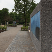 Mosaic Garden Munich