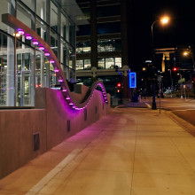 Sidewalk Harp