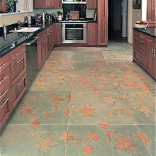 Rosenlicht Residence Kitchen Floor