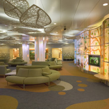 MAYO CLINIC HEALTH SYSTEM, T. Denny Sanford Pediatric Center - Discovery Wall