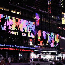 Storming Times Square