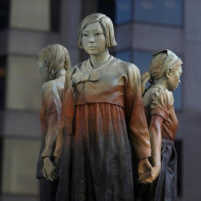 Comfort Women's Column of Strength