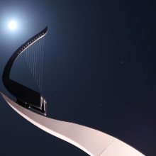 El Dorado Memorial Wind Harp
