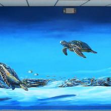 Nature Scene Murals