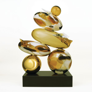 Rock Gem Sculptures (Series of Six)