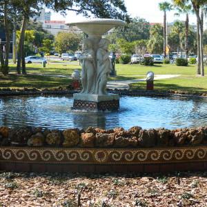 Mable Ringling Memorial Fountain