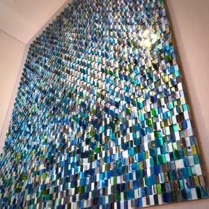 F1rst Residences - Lobby Mosaic