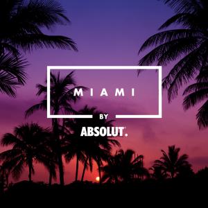 Absolut Miami - Citron Flavor Launch