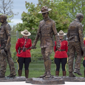 Royal Canadian Mounted Police Memorial