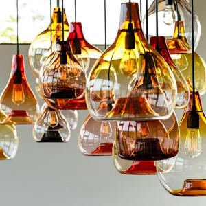 Saffron Fields Lighting Installation