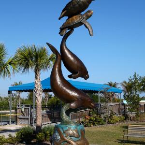 Sea Life Monument