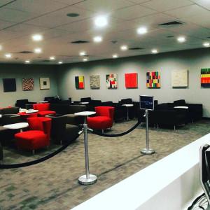 Delta Sky Club JFK Airport