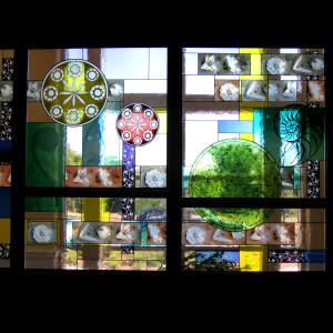 SMMC Chapel Window