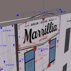 Marillia Sign